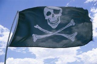 Африканские пираты