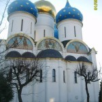Троице-Сергиева Лавра (кликните для увеличения)