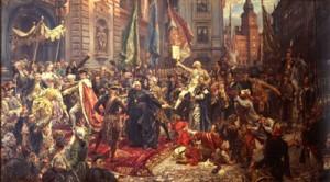 Ян Матейко Конституция 3 мая