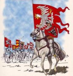 600-летие Грюнвальдскои битвы.