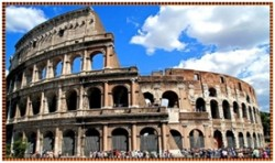Rome. Колизей