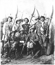 Polish_scythemen_1863